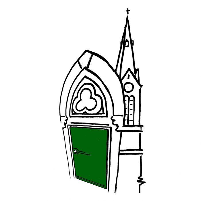 Kerk Hoogstraaat