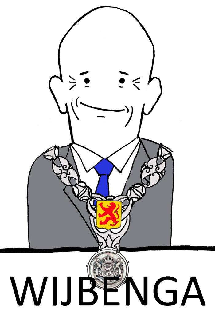 burgemeester Wijbenga